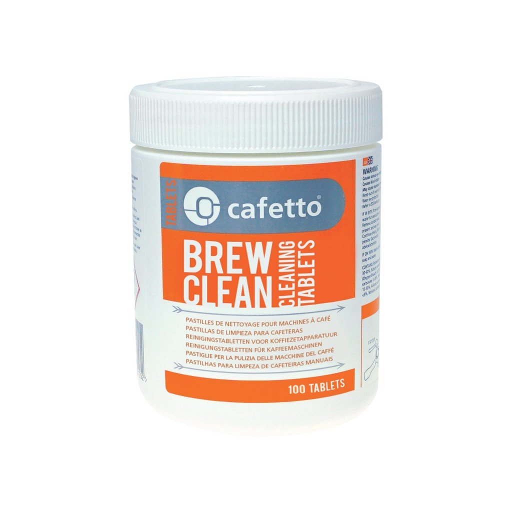 Cafetto Brew Clean Tablets