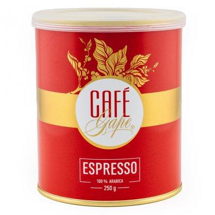 plechovka espresso
