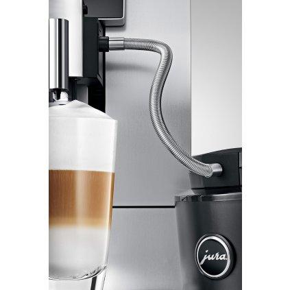 JURA - Hadička na mléko s nerezovým opláštěním HP3