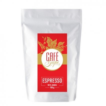 Cafe Gape Espresso 100% arabika