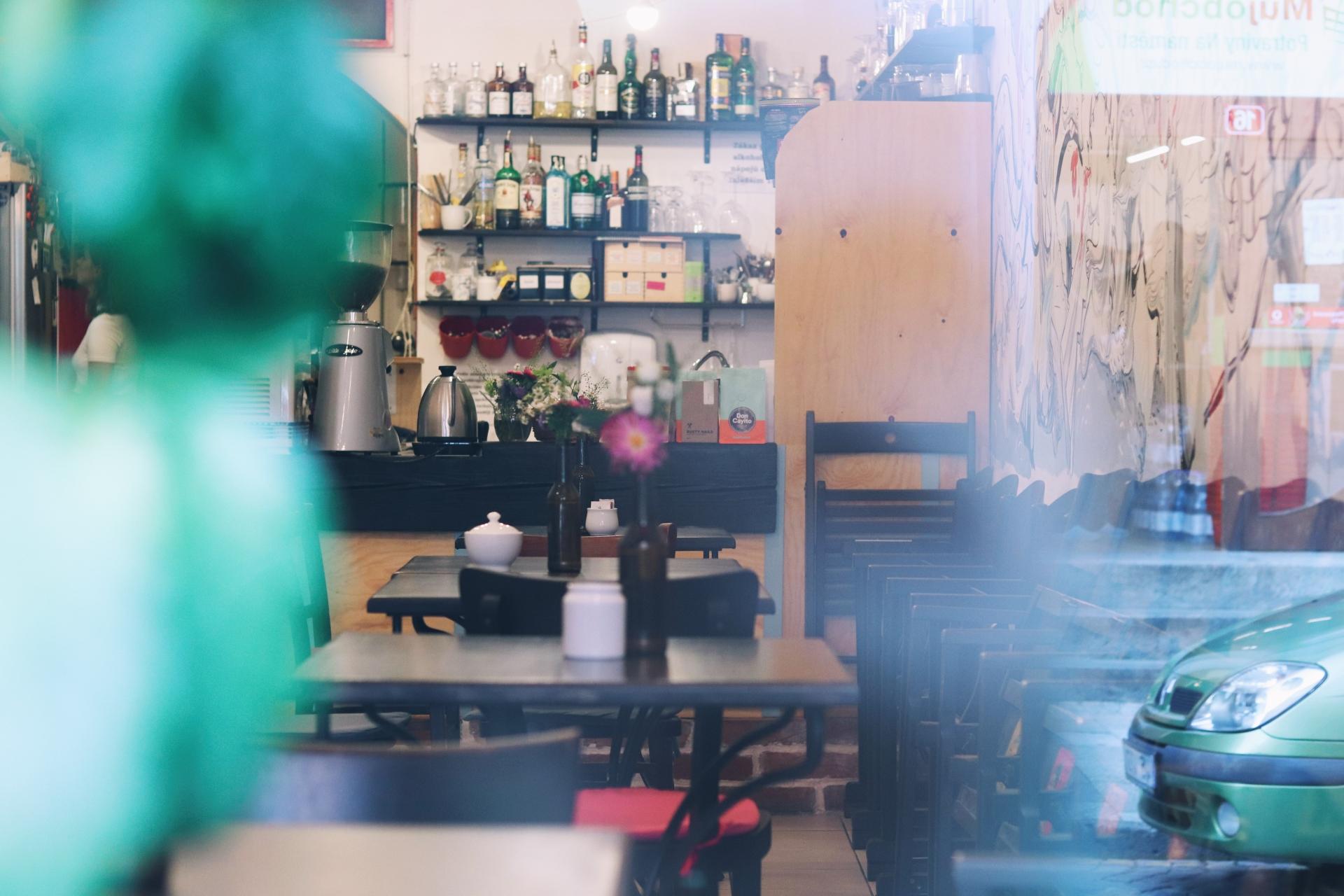 Kavárna café Na kole