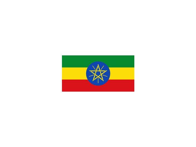 ethiopia flag xs