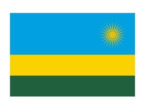 rwanda flag xs
