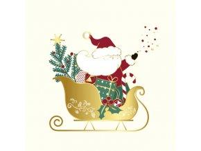 santa claus christmas design vector 53876 57678