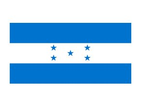 honduras flag xs