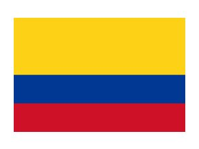 colombia flag xs