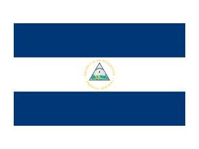 nicaragua flag xs
