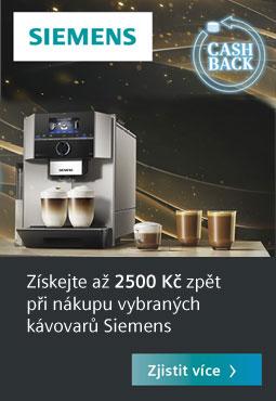 Cashback Siemens svislý