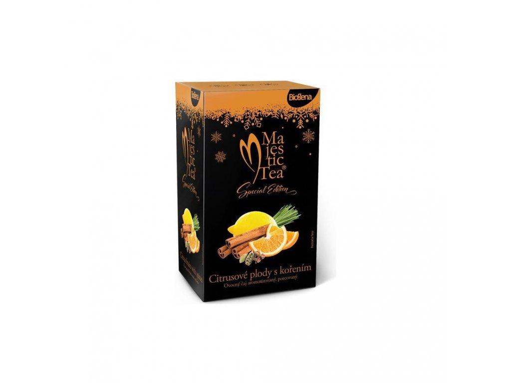 biogena citrusové plody s kořením