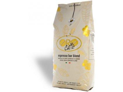oro espresso bar blend