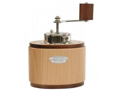 512 rucni mlynek na kavu lodos oval svetle drevo 1