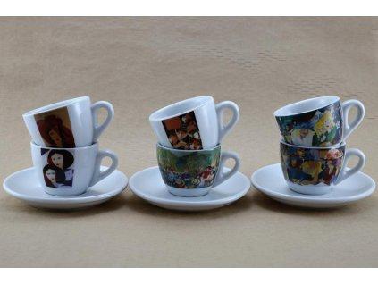 ROSA COLLEZIONE DIPINTI Caffe 60 ml