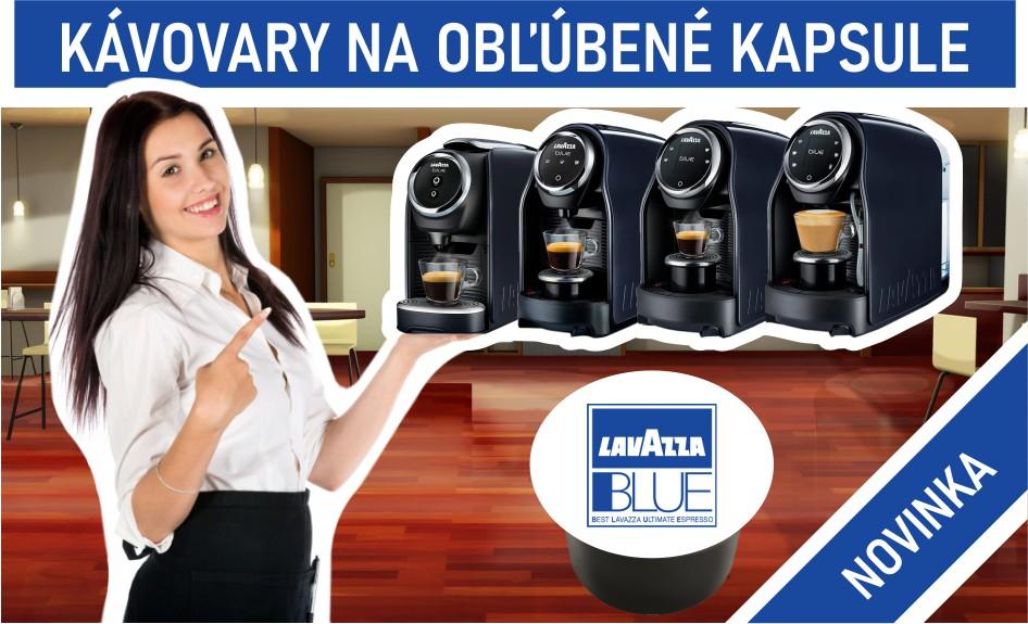 Lavazza Blue kavovary