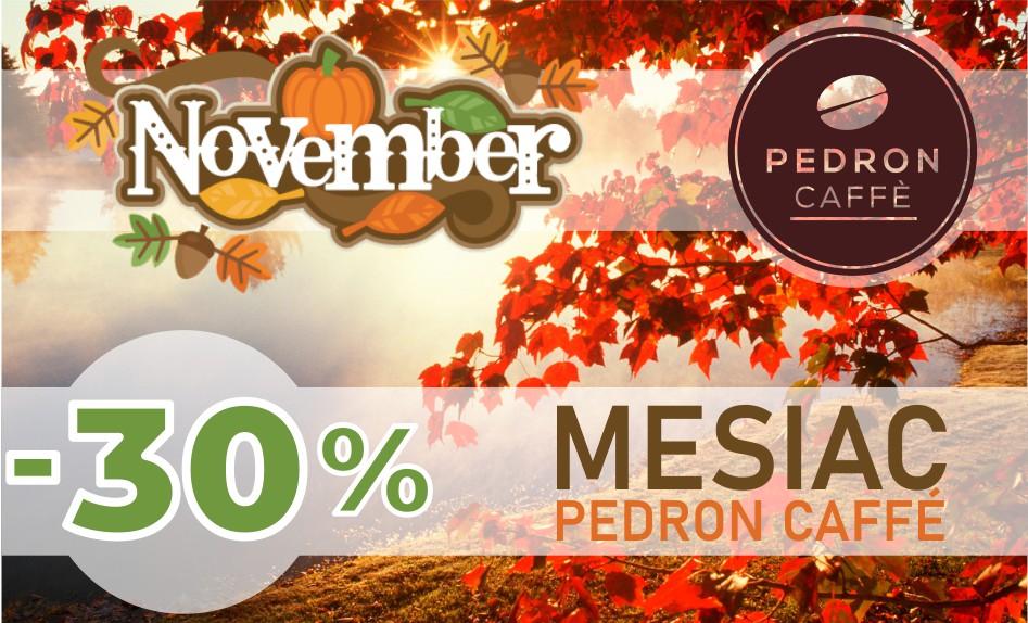 November Pedron Caffé
