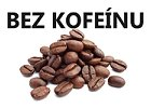 Zrnková káva bez kofeínu