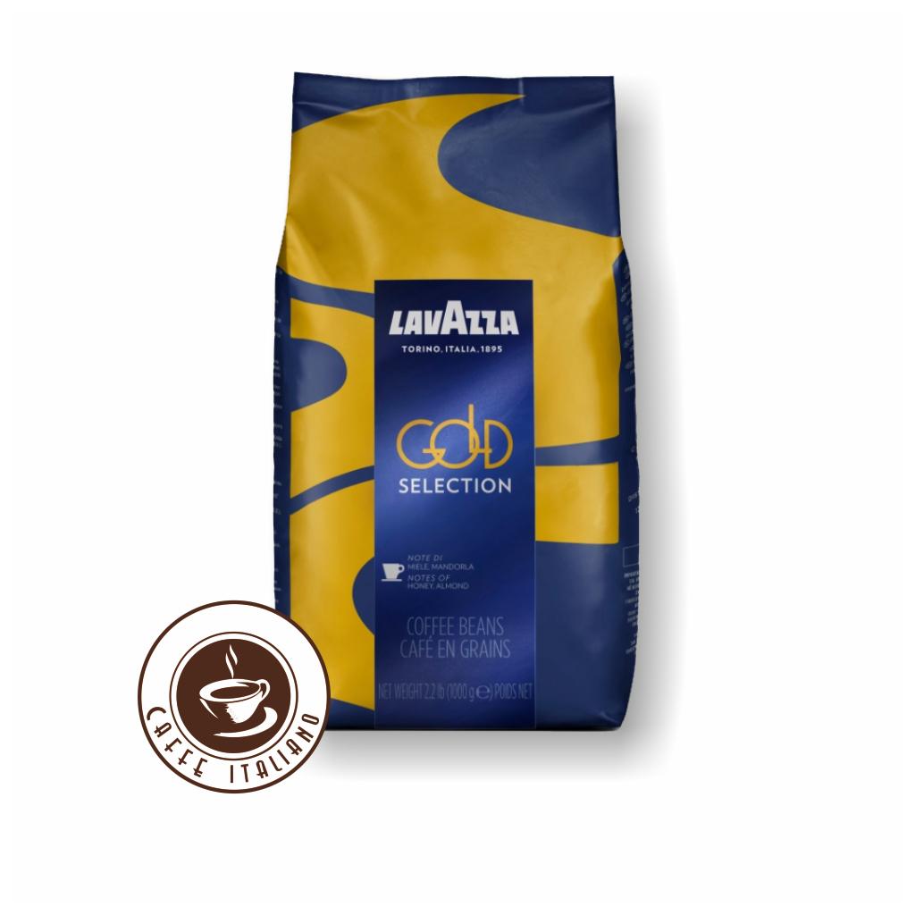Lavazza Gold Selection zrnková káva 1kg