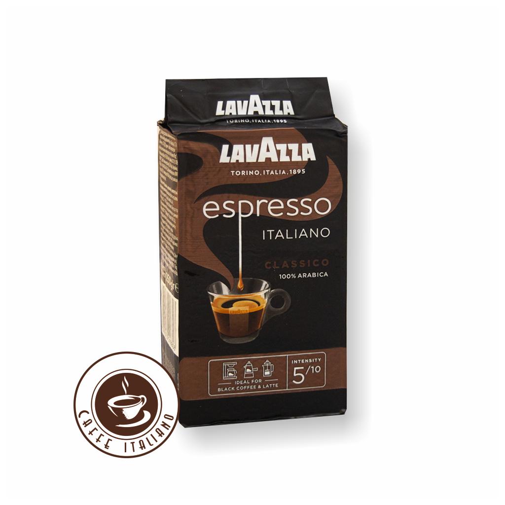 Lavazza Caffe Espresso 250g mletá káva