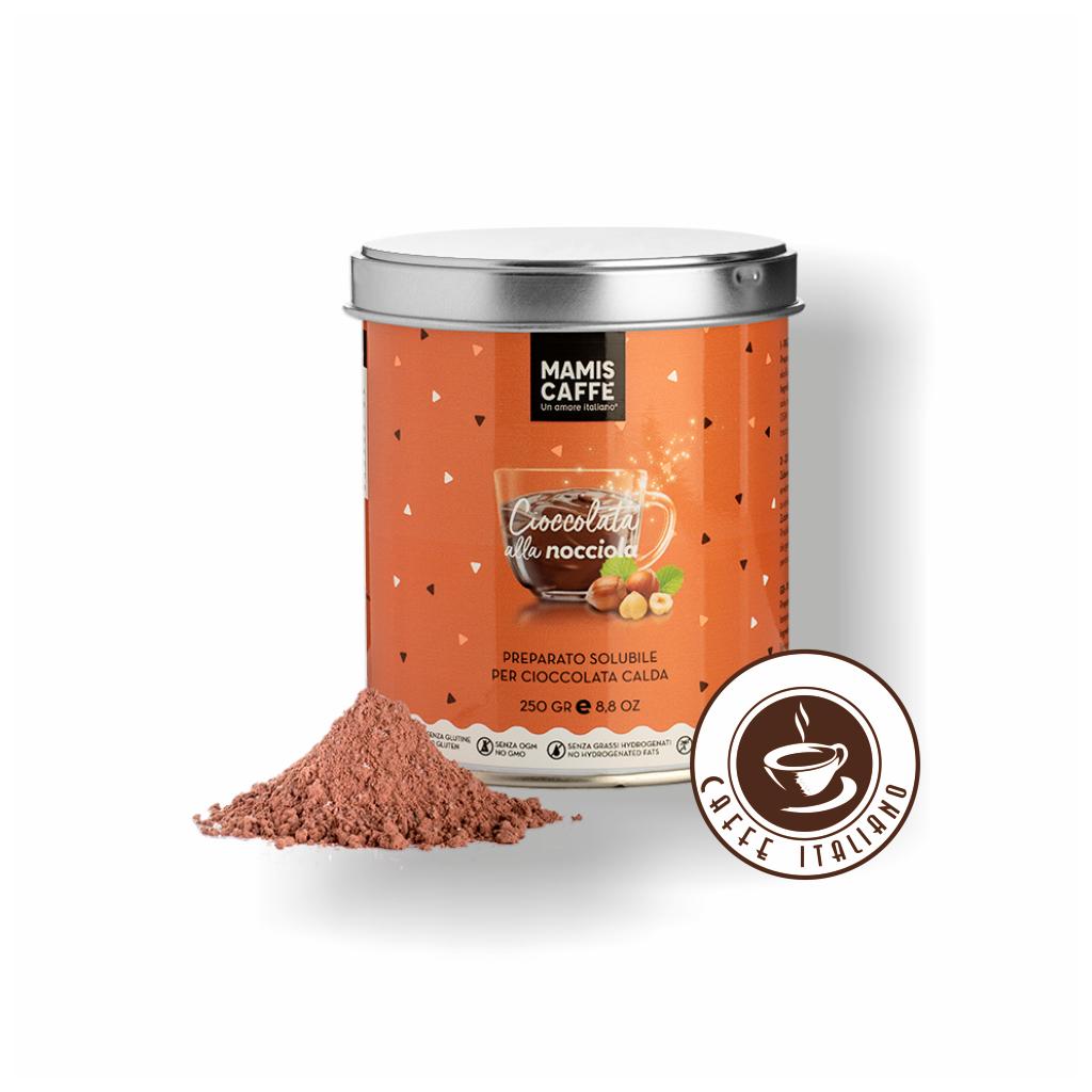 Horúca čokoláda Mamis - Lieskový orech