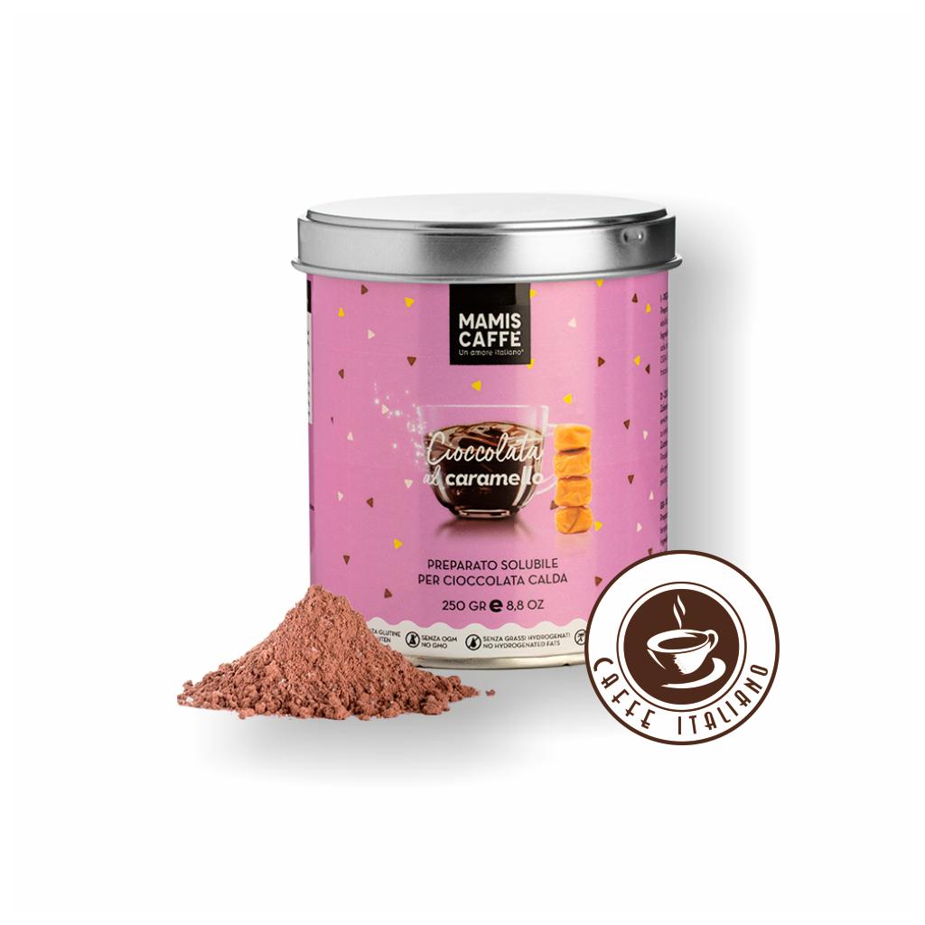 Horúca čokoláda Mamis - Karamel