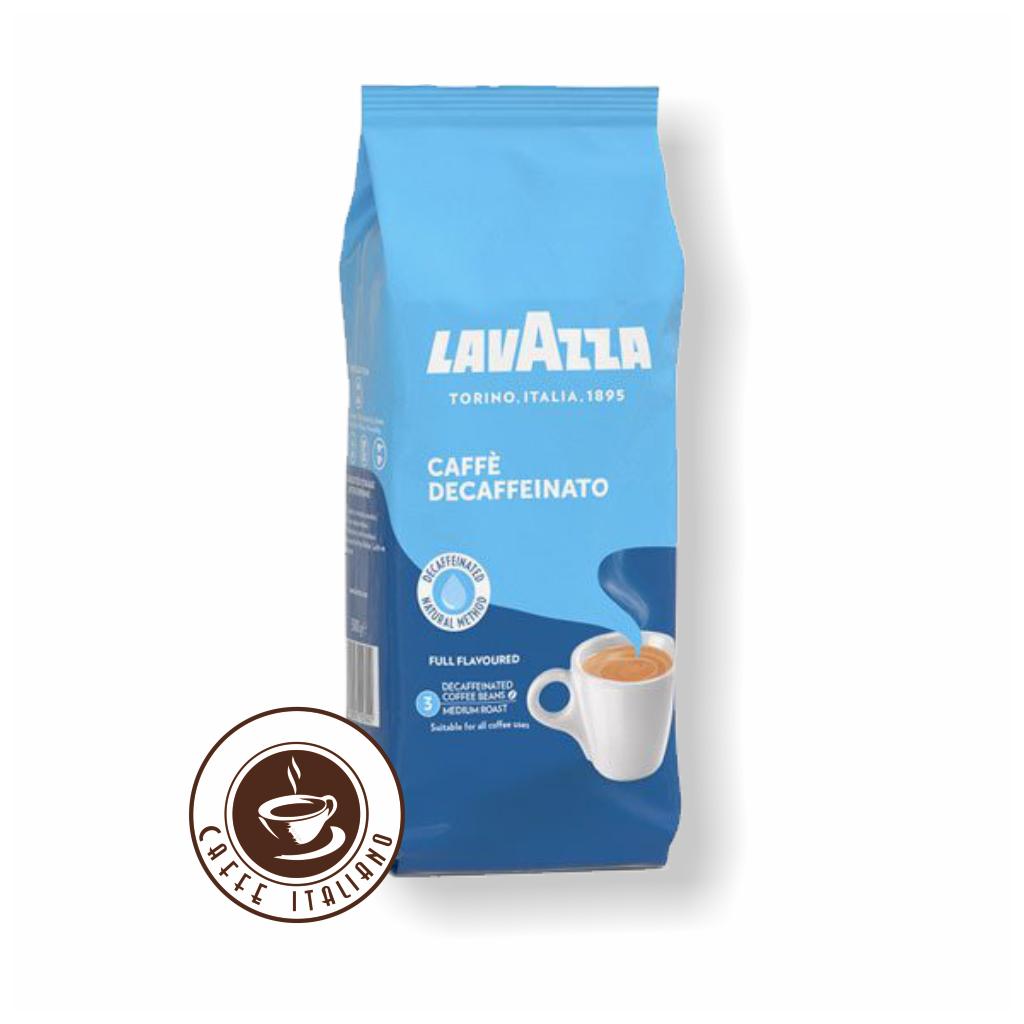 Lavazza Deca bezkofeínová zrnková káva 500 g