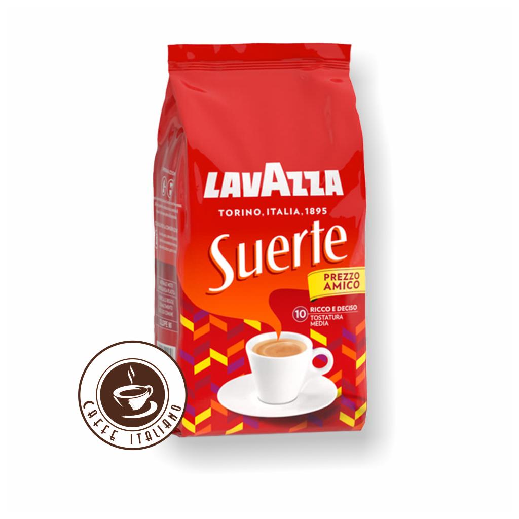 Lavazza Suerte 1 kg zrnková káva