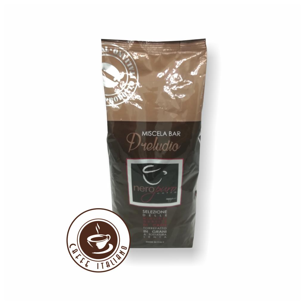 Neropuro Preludio zrnková káva 1kg