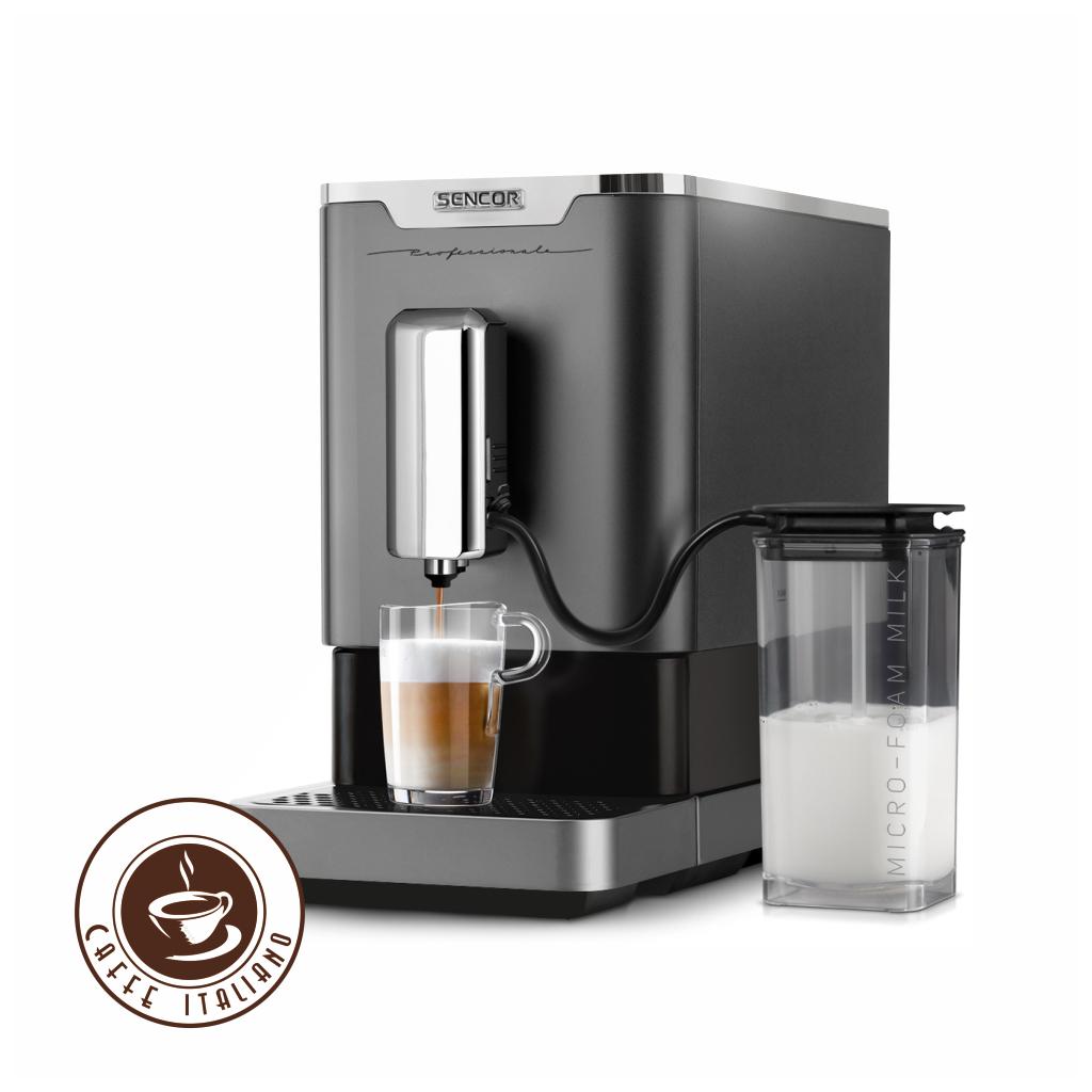 Kávovar SENCOR: SES 9200CH