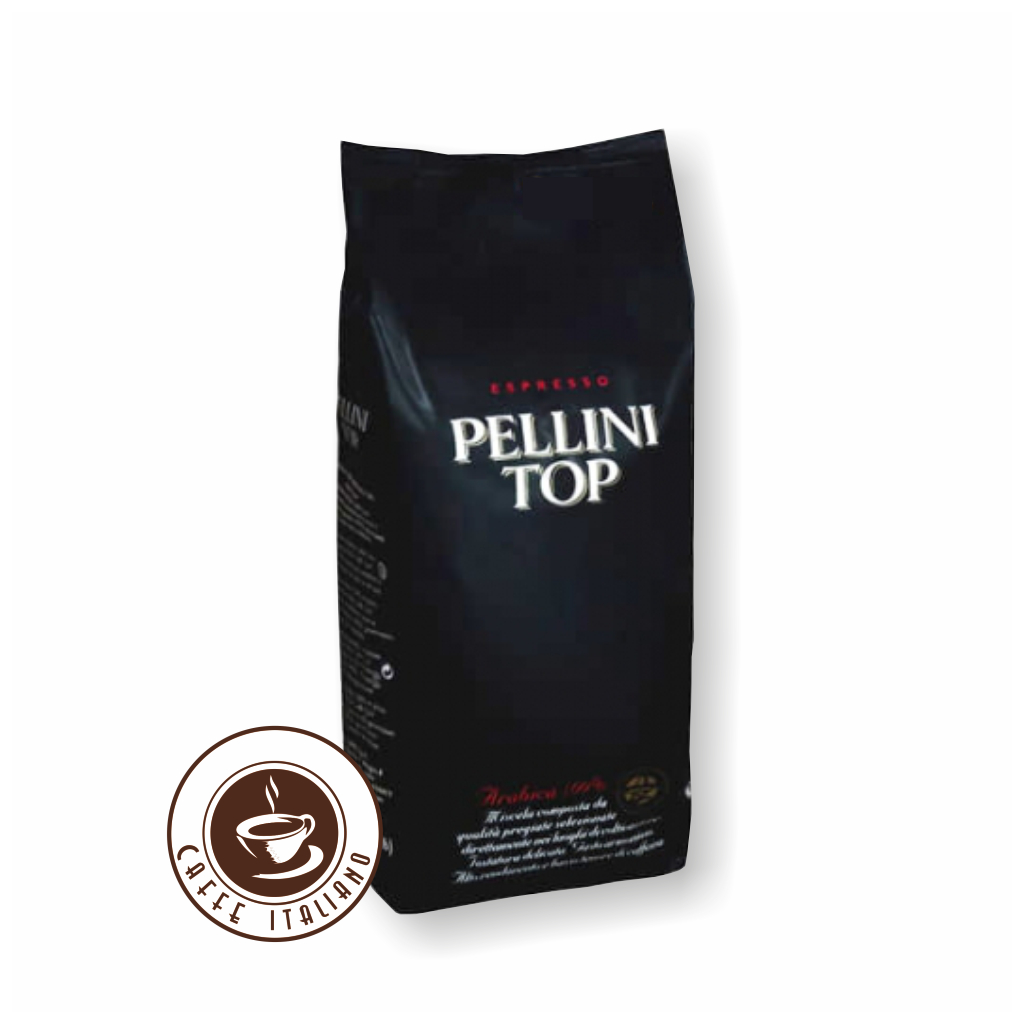 Pellini Top 1kg zrnková káva