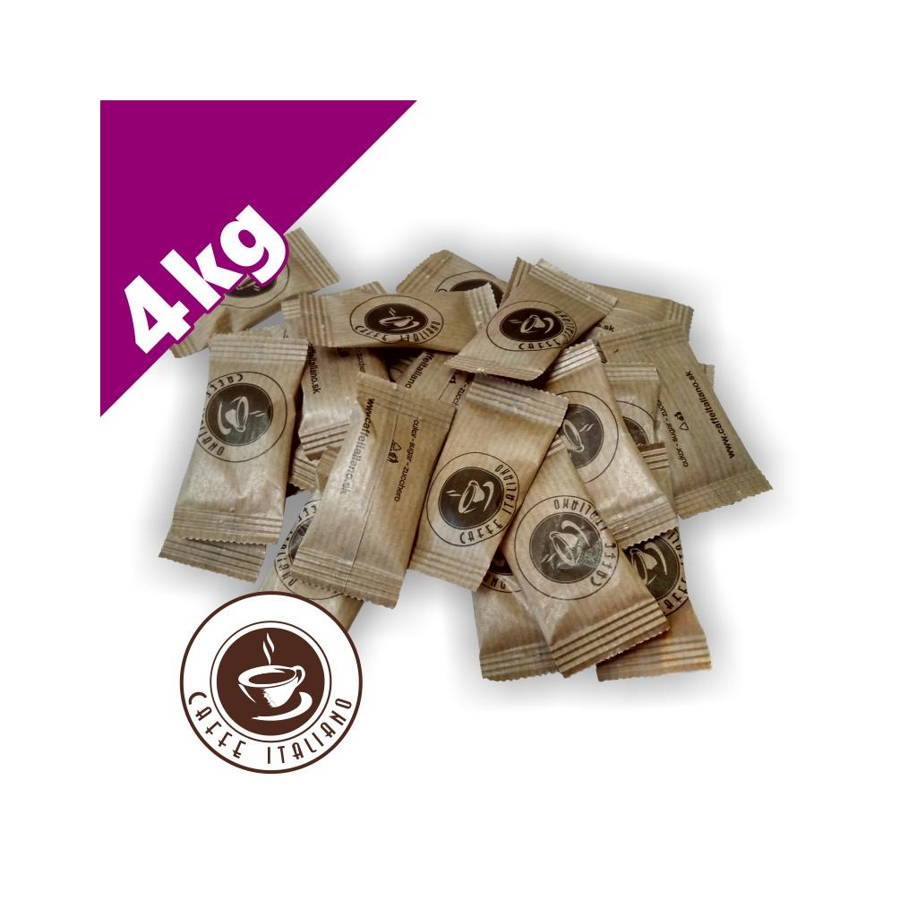 cukor hnedy 4kg caffeitaliano