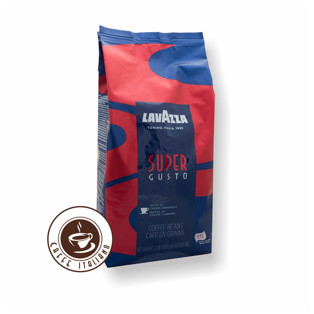 Lavazza Super Gusto 1kg zrnková káva