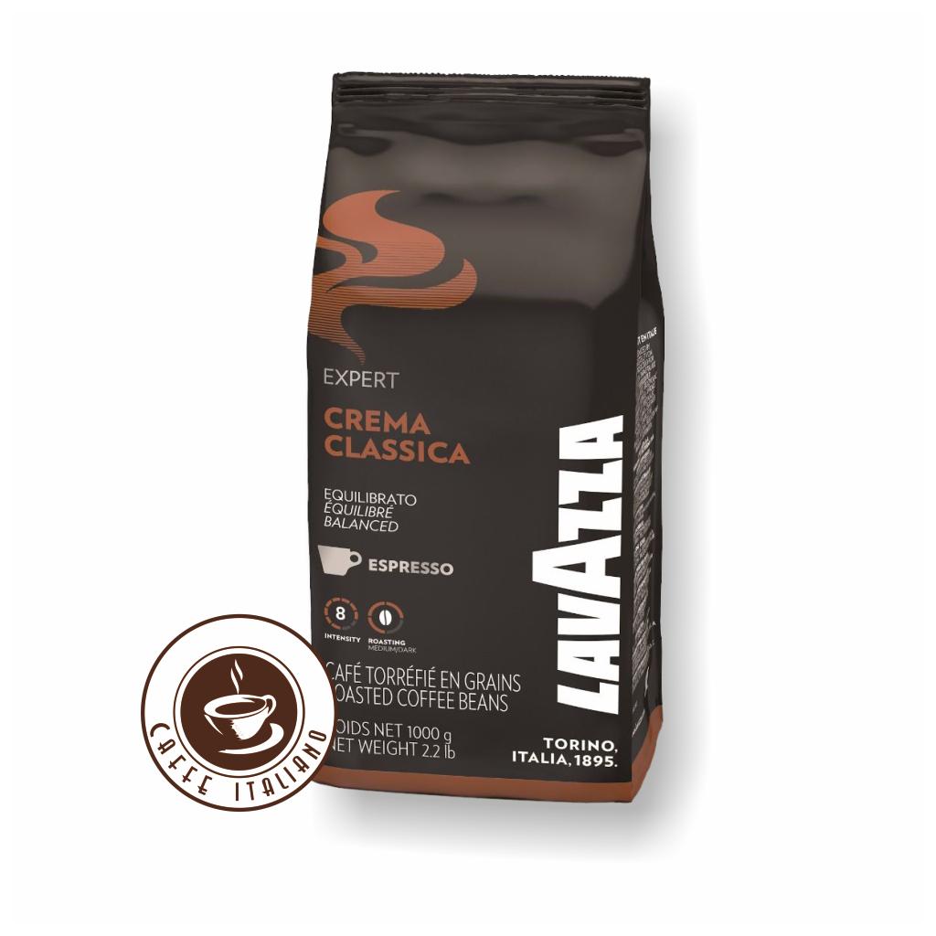 Lavazza Expert Crema Classica 1 kg zrnková káva