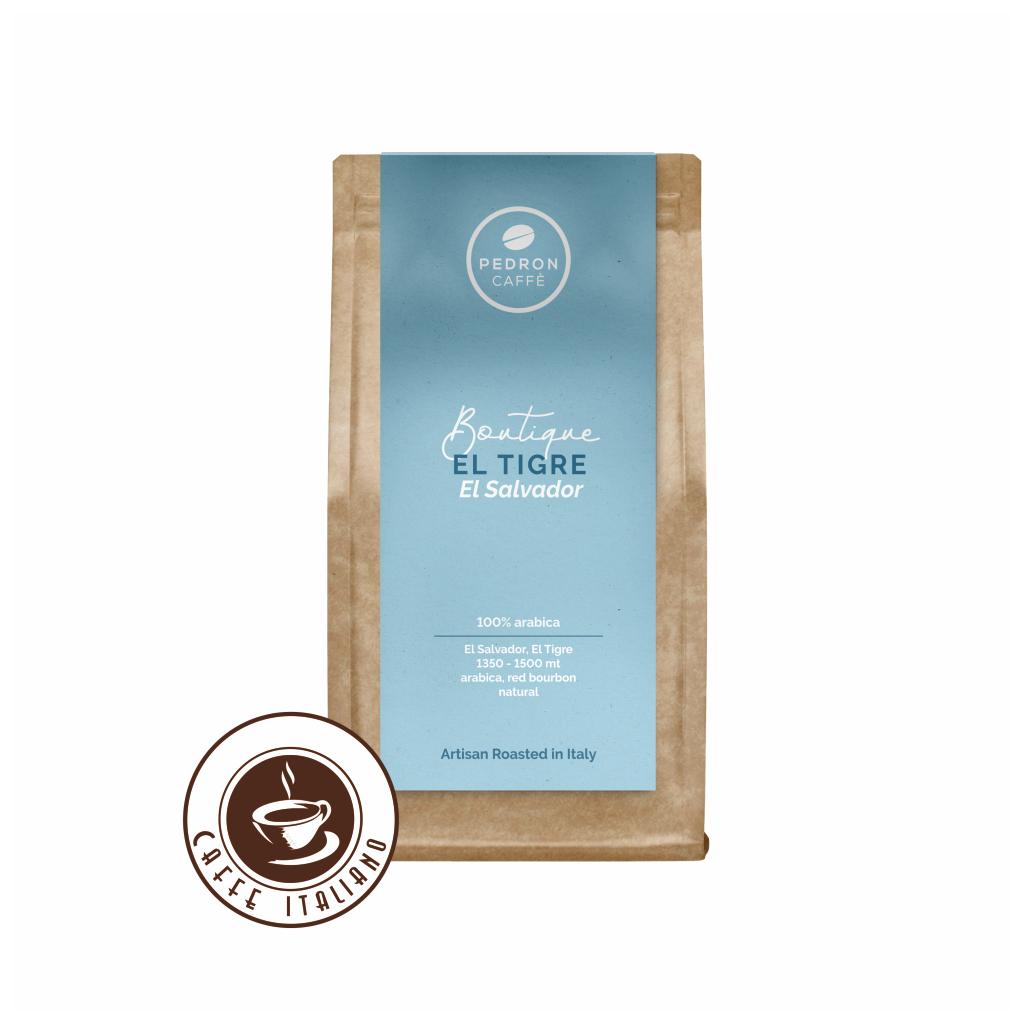 Pedron EL SALVADOR FINCA EL TIGRE zrnková káva 250g