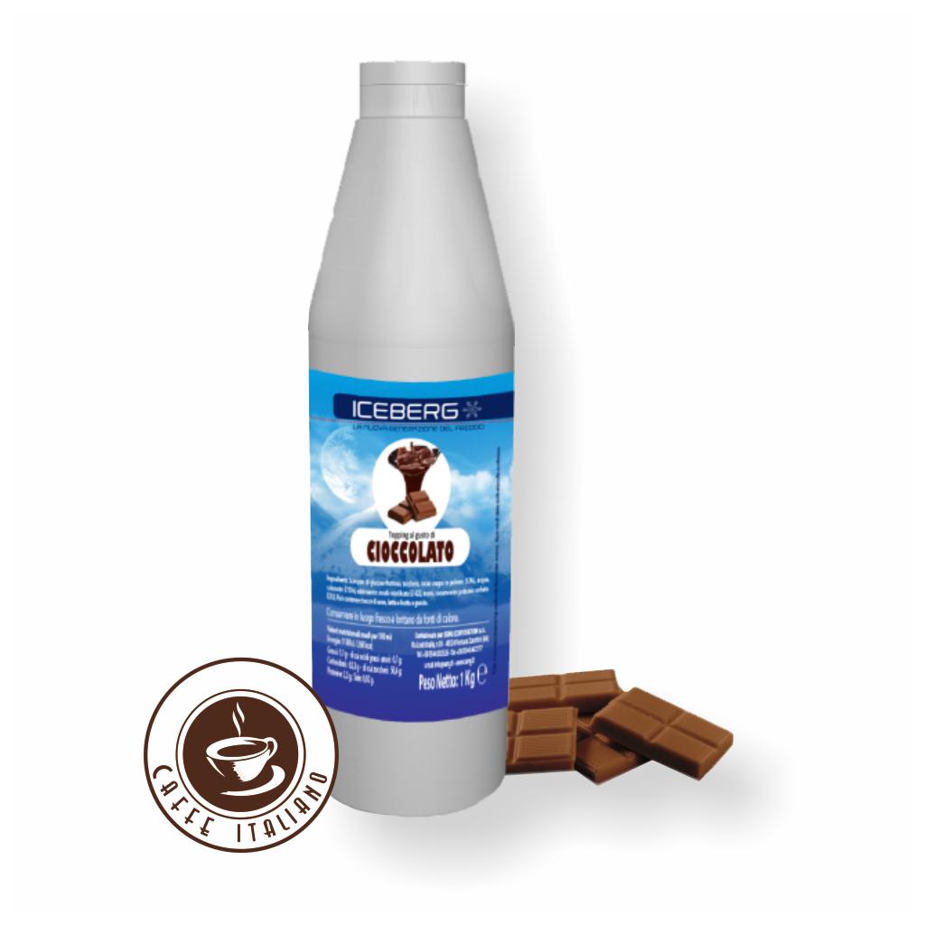 Pedron toping čokoládový 1kg