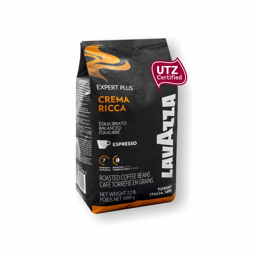 Lavazza Expert Crema Ricca 1 kg zrnková káva