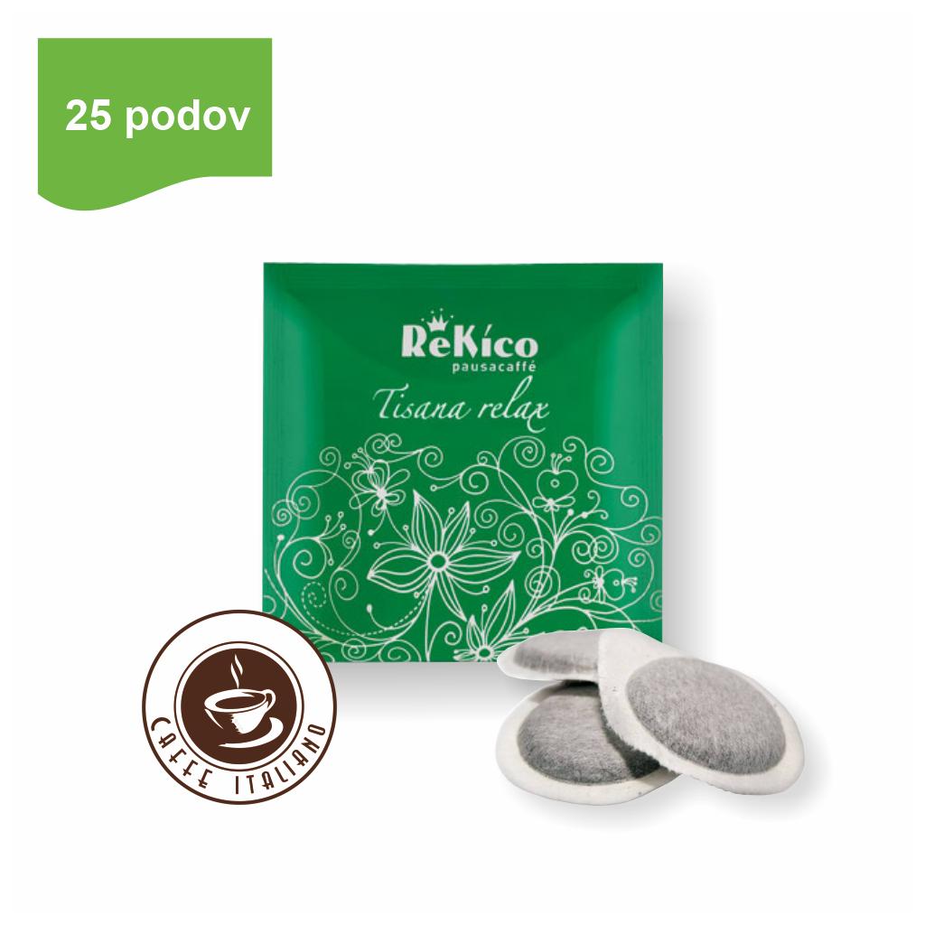 ReKico TISANA RELAX bylinný čaj e.s.e. pod 25 ks