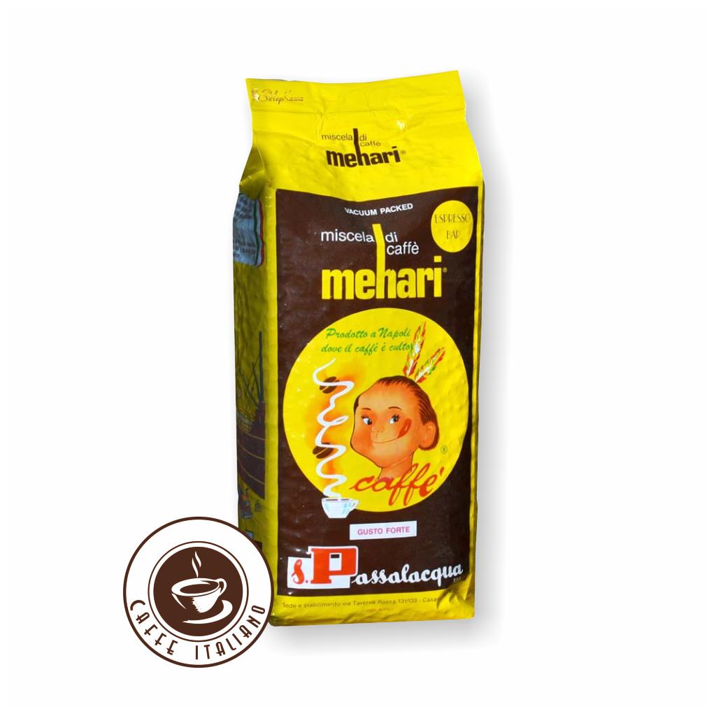 Passalacqua Mehari 1kg zrnková káva