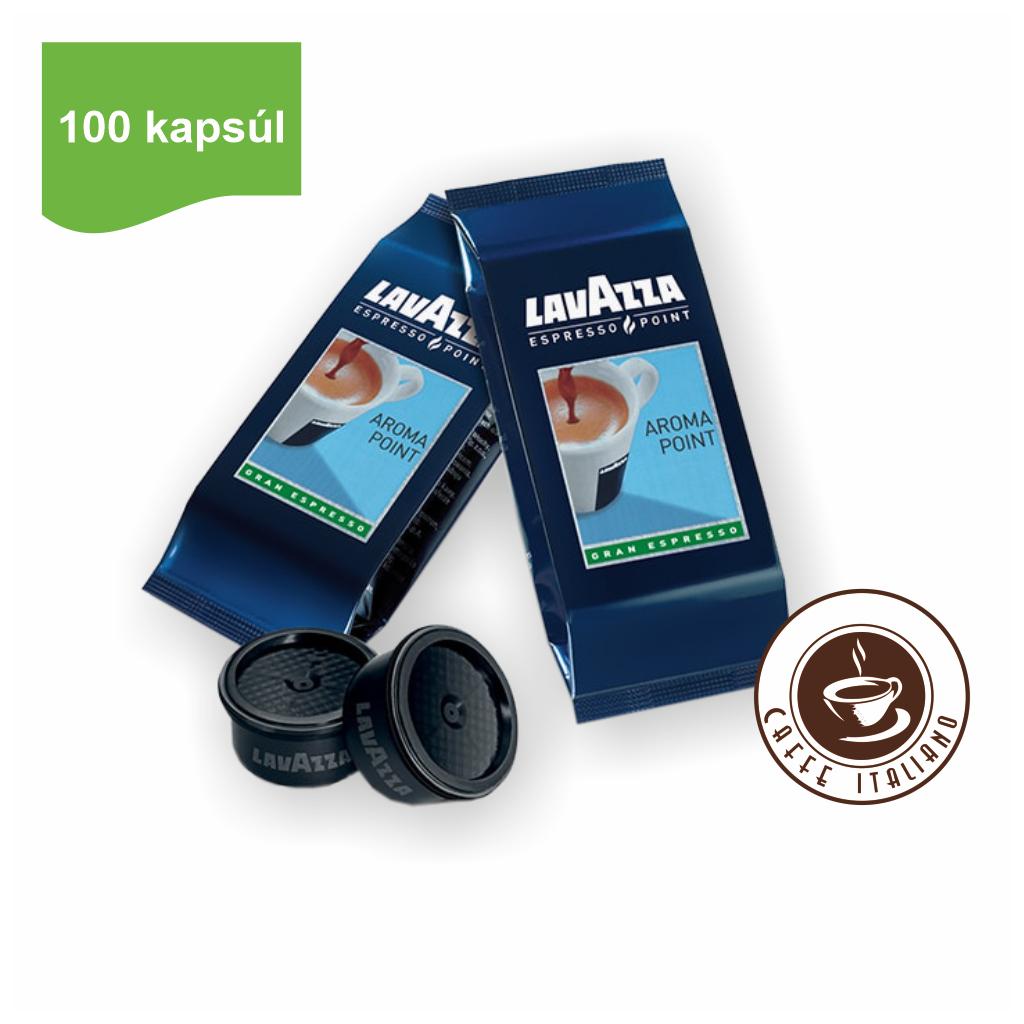 Lavazza Aroma Point Gran Espresso EP kapsule 100ks