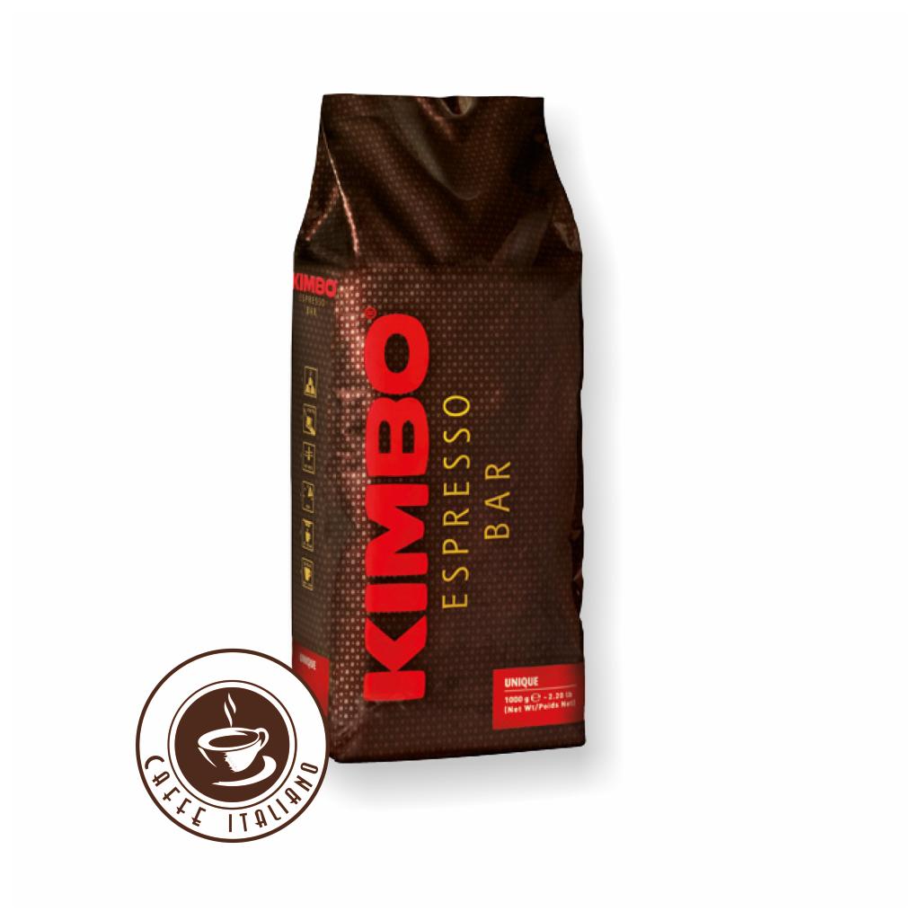 Kimbo Unique 1kg zrnková káva