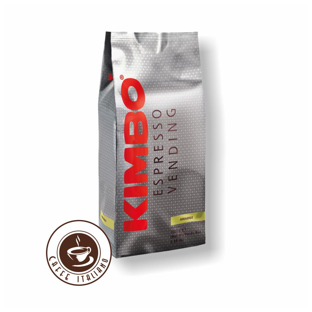 Kimbo Amabile 1kg zrnková káva