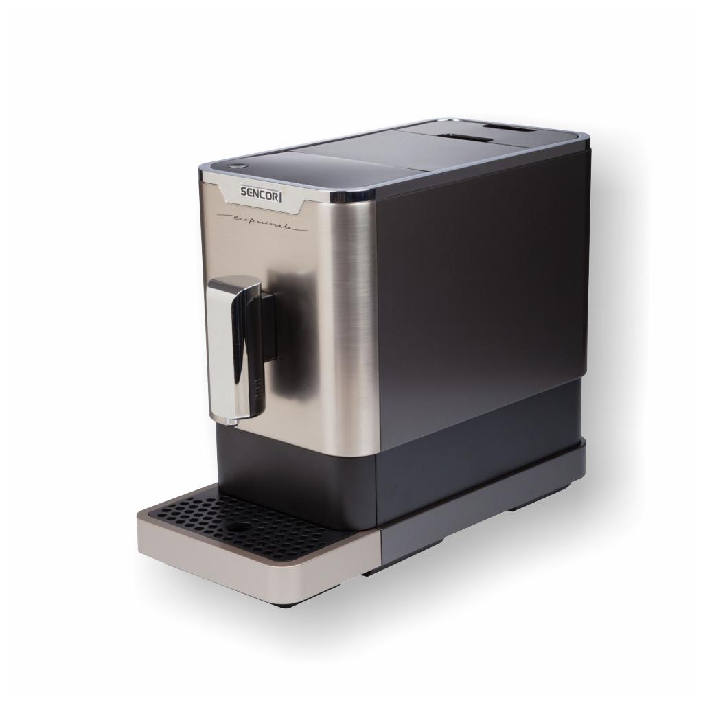 Kávovar SENCOR: SES 7010NP  + SpecialCoffee Gran Crema 1kg + Rekico Quality 1kg