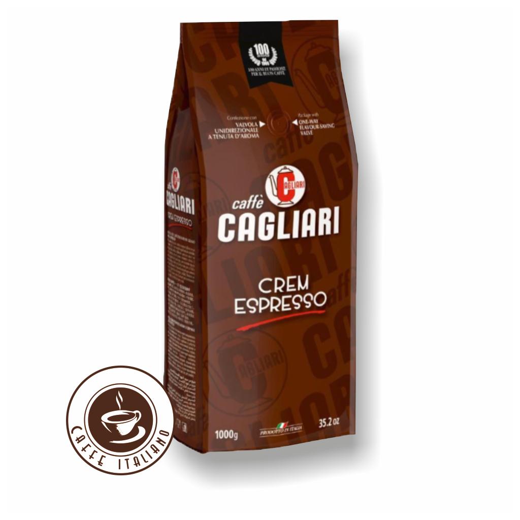 Cagliari Crem Espresso 1kg