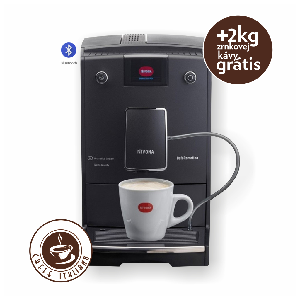 Pressovar NIVONA NICR 759 CafeRomatica