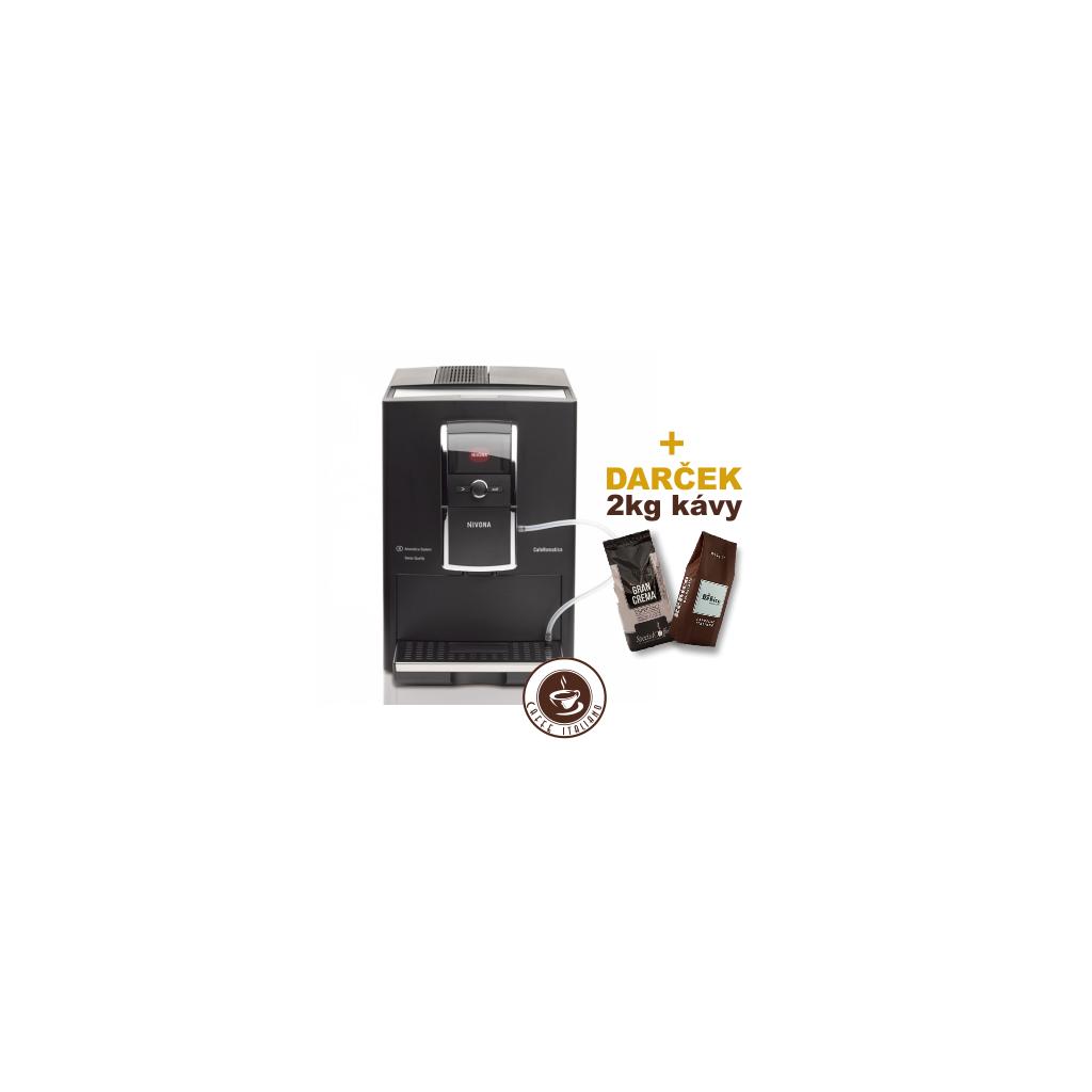 Pressovar NIVONA NICR 841 CafeRomatica  + SpecialCoffee Gran Crema 1kg + Rekico Quality 1kg