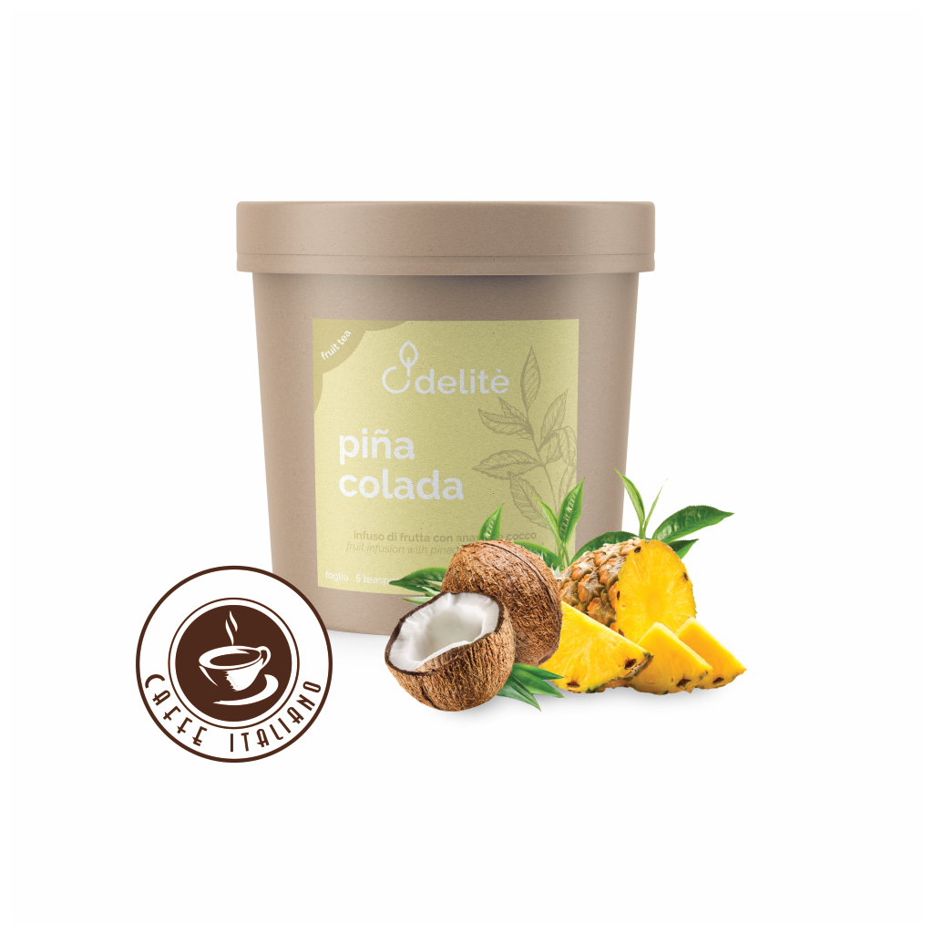 Pedron sypaný ovočný čaj Pina Colada Kokos a Ananás 120g