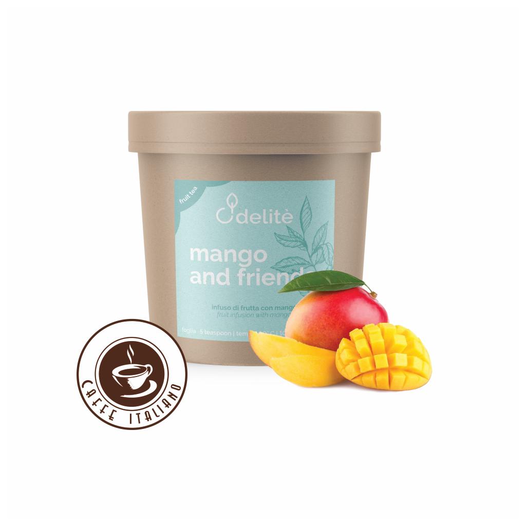 Pedron sypaný ovocný čaj Mango 100g
