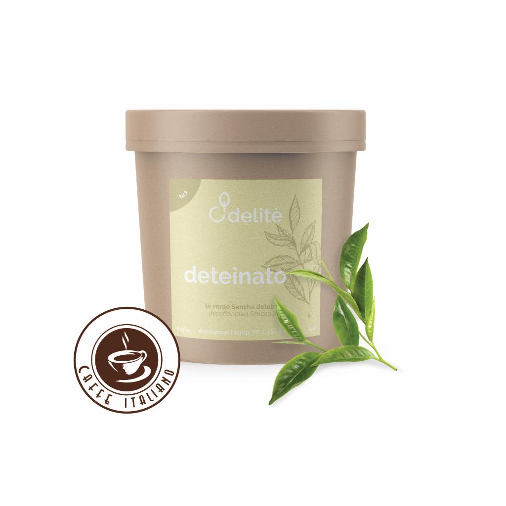 Pedron sypaný zelený Sencha čaj bez kofeínu 80g