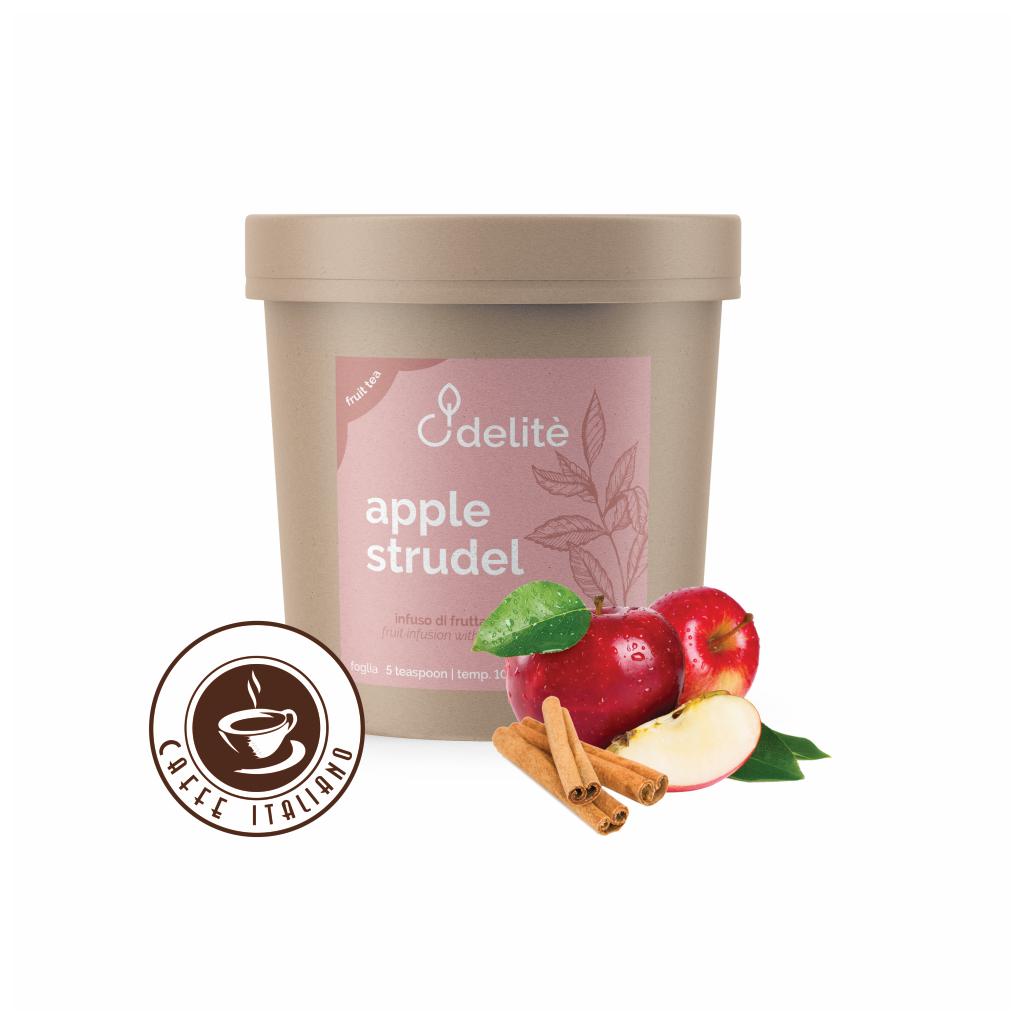 Pedron sypaný ovocný čaj Jablko a Škorica 120g