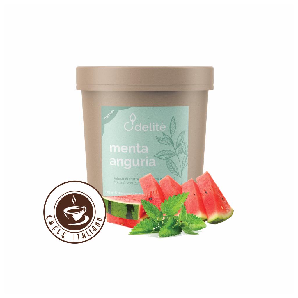 Pedron ovocný čaj Červený melón a Mäta 100g