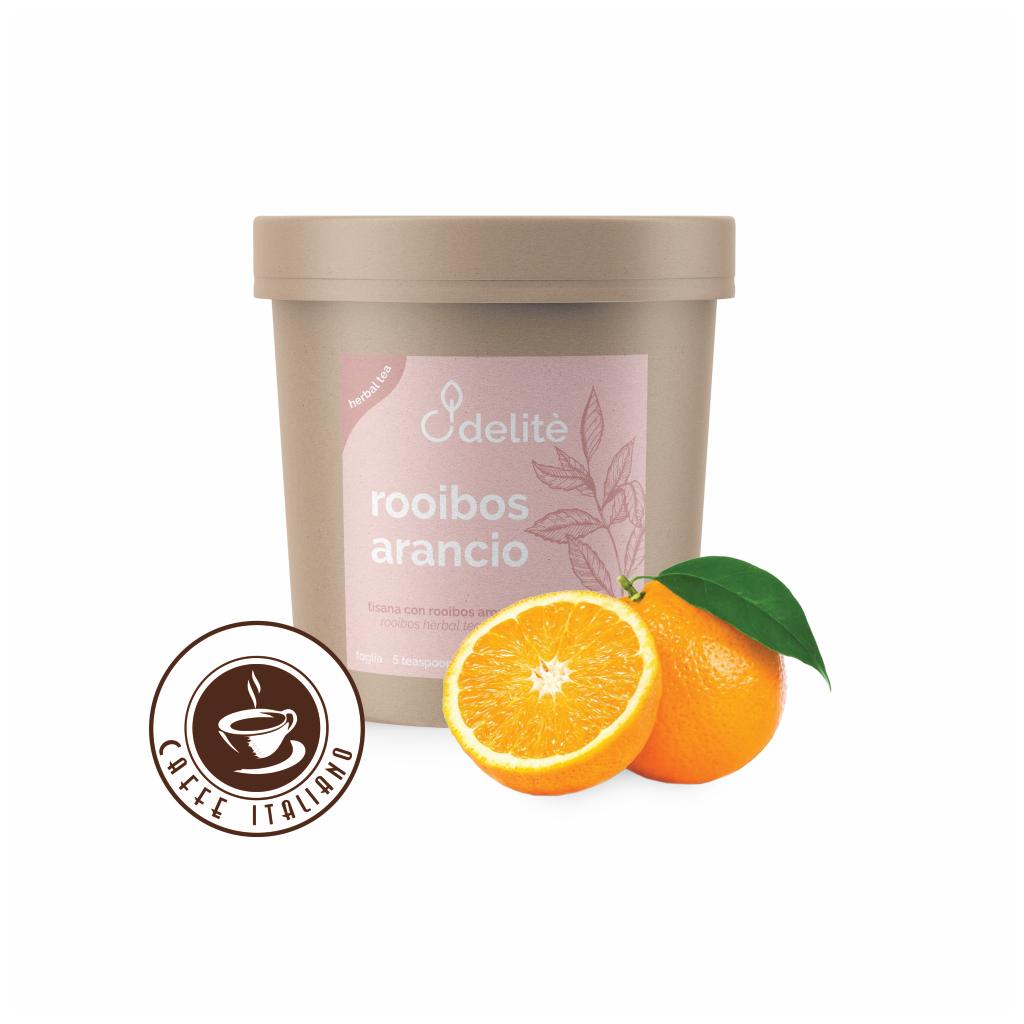 Pedron sypaný bylinkový čaj Pomaranč a Rooibos 100g
