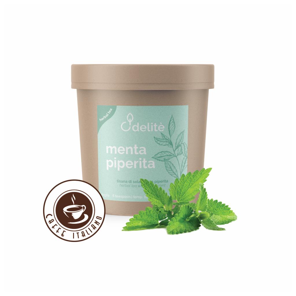 Pedron sypaný bylinkový čaj Mäta pieporná 40g